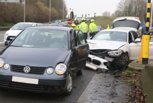 Analysing Flanders road safety with a traffic accidents map