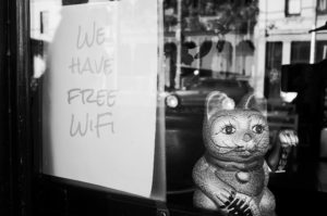 Wifi sniffing data